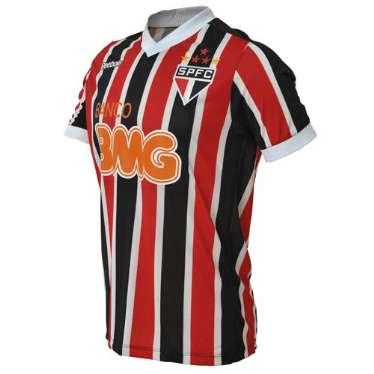 Camisa do São Paulo- Reebook oficial 2011 Modelo ll