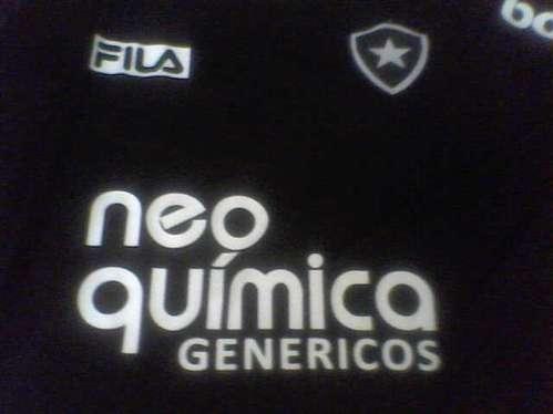 1 camisa oficial do Botafogo-RJ,cor preta,pouco uso,barata,Tam.M.