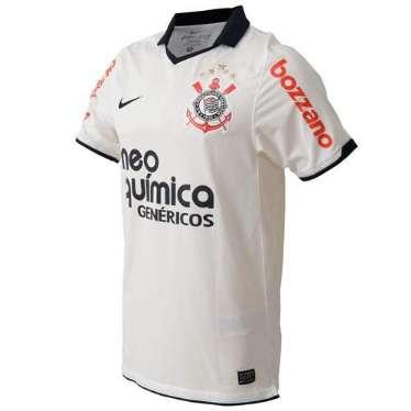 Camisa Corinthians Nike 2011